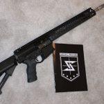 fall 2014 best tactical rifles Seekins Precision SP10 logo