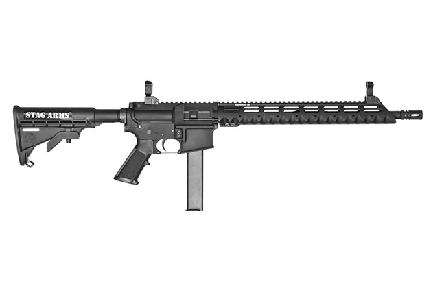 fall 2014 best tactical rifles Stag Arms Model 9 lead