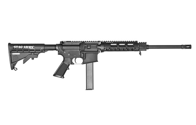fall 2014 best tactical rifles Stag Arms Model 9 solo