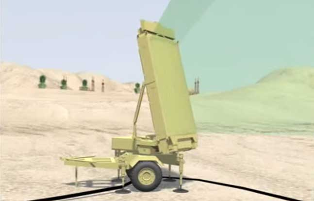 Ground/Air Task-Oriented Radar G/ATOR
