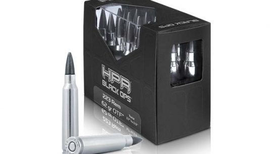 HPR Black Ops Ammo