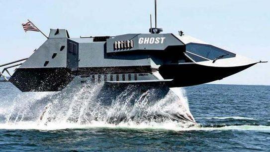 Juliet Marine Systems Ghost