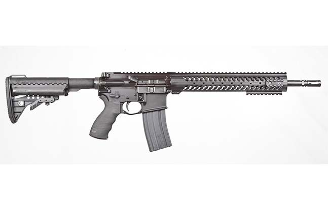 KORSTOG VAR 5.56mm top rifles swmp 2014 lead
