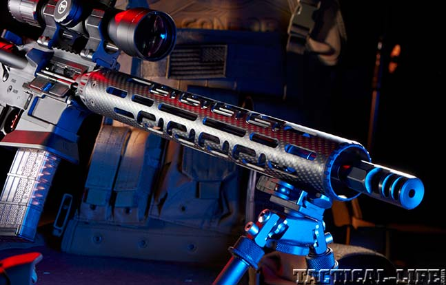 LANCER L15 OUTLAW top rifles SWMP 2014 barrel