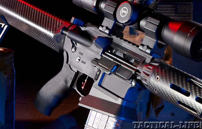 LANCER L15 OUTLAW top rifles SWMP 2014 controls