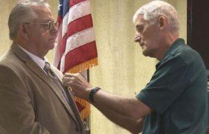 Larry F. Freeman Silver Star Vietnam War