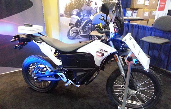 LEO Fall 2014 gear Zero FXP Motorcycle