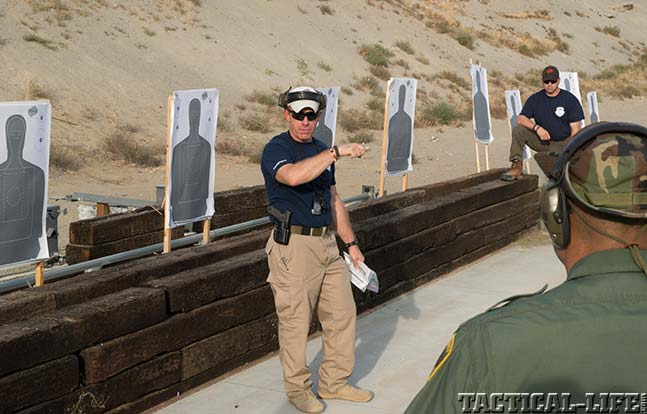 Tactical Training Lights, Sights and Lasers Tour Wes