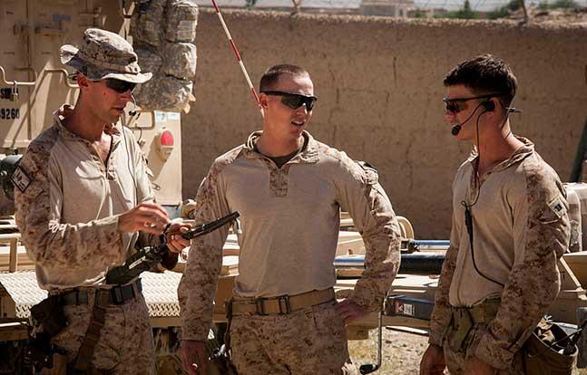 US Marines Helmand Province