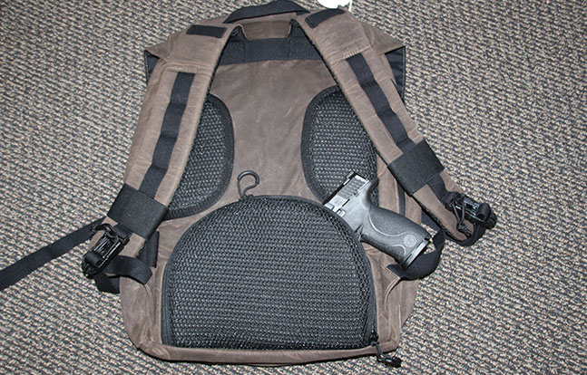 NASGW 2014 holsters BlackHawk Diversion Carry Bags lead