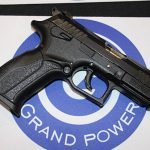 NASGW 2014 Pistols Grand Power P1 black