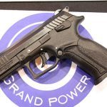 NASGW 2014 Pistols Grand Power P1 lead
