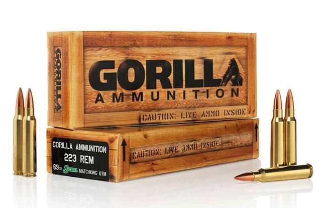 NASGW ammo evergreen Gorilla MatchKings