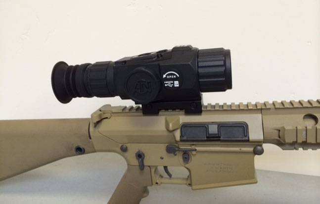 NASGW optics ATN X-Sight HD gun