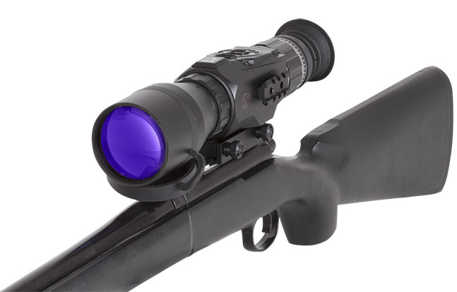 NASGW Rifle Optics ATN X-Sight HD rifle