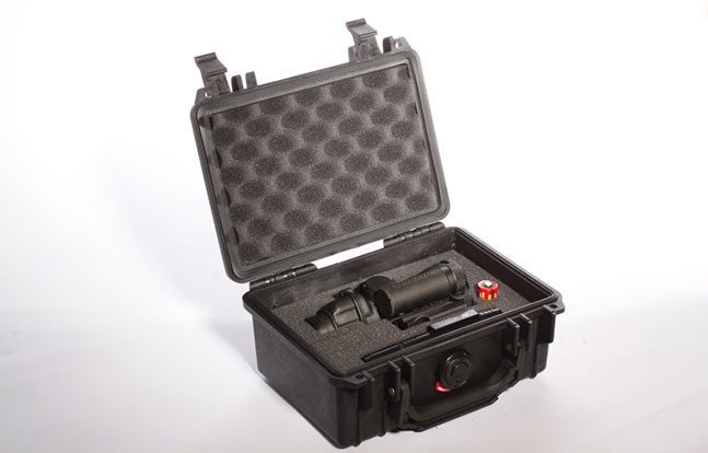 NASGW optics Browe 4x32 Combat Optic case