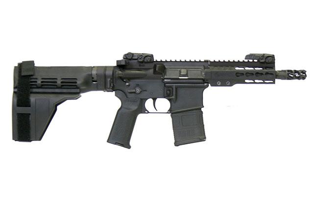 NASGW Roundup ArmaLite M15 Pistol