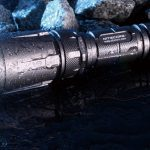 NiteCore SRT7 GWLE November 2014 water