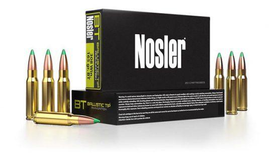 Nosler Ballistic Tip Hunting Ammo new