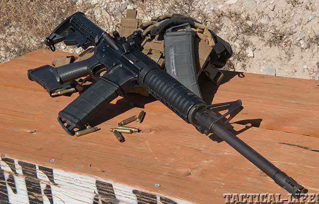 Ruger AR-556 Bahde sneak peek solo