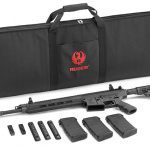 RUGER SR-762 top rifles swmp 2014 bag