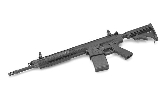 RUGER SR-762 top rifles swmp 2014 left