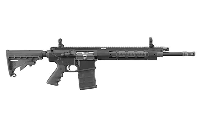 RUGER SR-762 top rifles swmp 2014 right