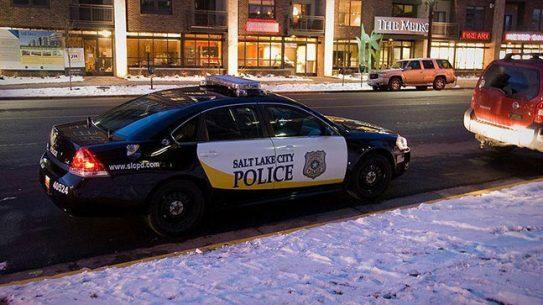 Utah Body Cameras Salt Lake City Police