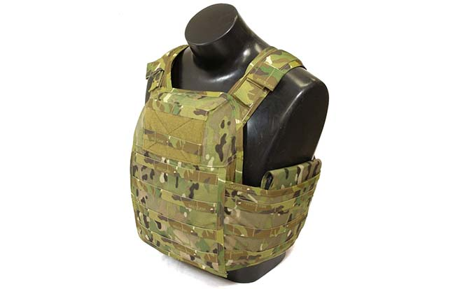 SKD Tactical Paraclete SOHPC left