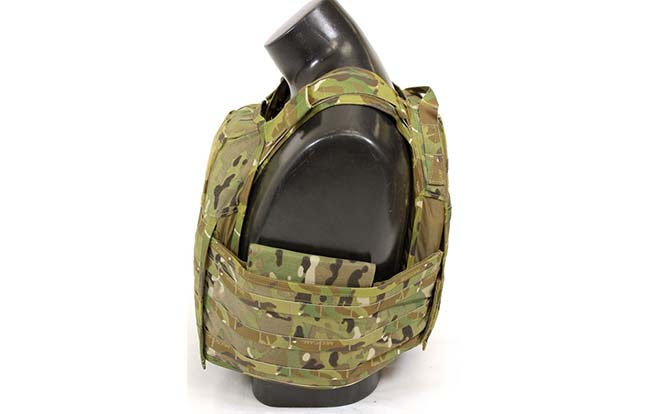 SKD Tactical Paraclete SOHPC side