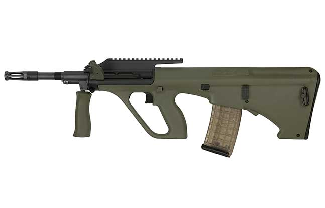 Steyr AUG A3 M1 np Olive