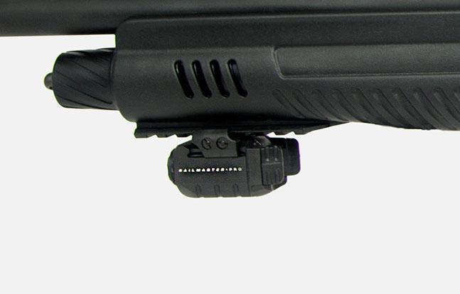 Top Features Escort MP-S/A TacStock2 Shotgun bottom rail