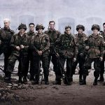 Band of Brothers Hollywood Wartime Movies MS 2015