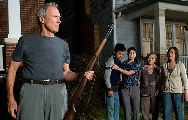 Hollywood Wartime Movies MS 2015 Gran Torino Clint