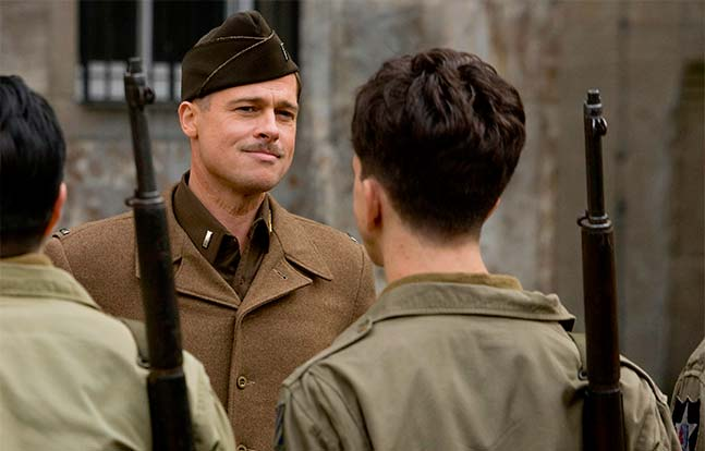 Hollywood Wartime Movies MS 2015 Inglorious Basterds