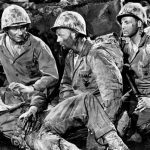 Hollywood Wartime Movies MS 2015 Sands of Iwo Jima