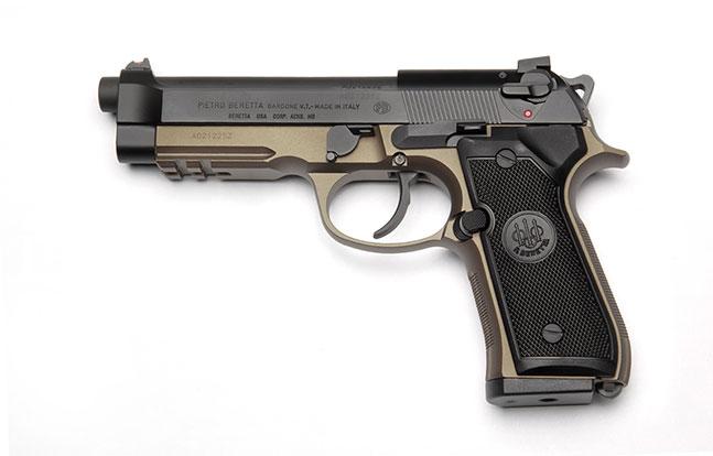 Wilson Combat Beretta SWMP Oct bronze