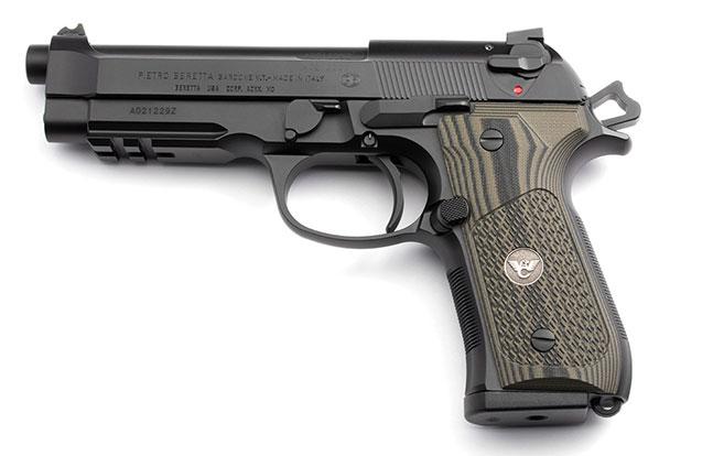 Wilson Combat Beretta SWMP Oct custom