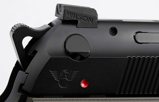 Wilson Combat Beretta SWMP Oct safety