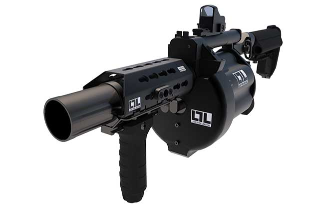 AAMI Weapons MGL-LTL 2014 IACP lead