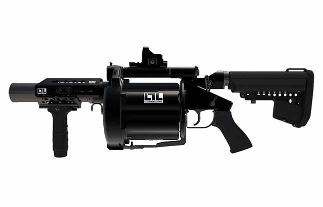 AAMI Weapons MGL-LTL 2014 IACP solo