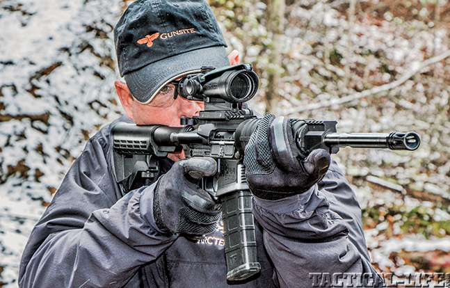 American Tactical's 5.56 Omni Hybrid AR 2015 hunter