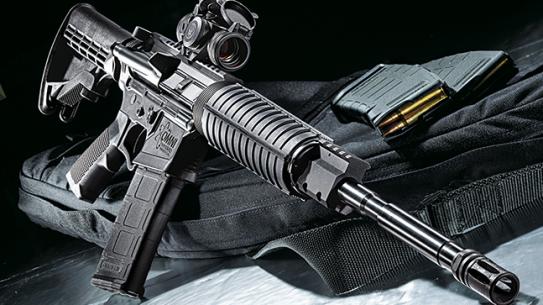 American Tactical's 5.56 Omni Hybrid AR 2015 lead