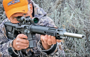 ArmaLite M-15A4TBN AR 2015 hunter