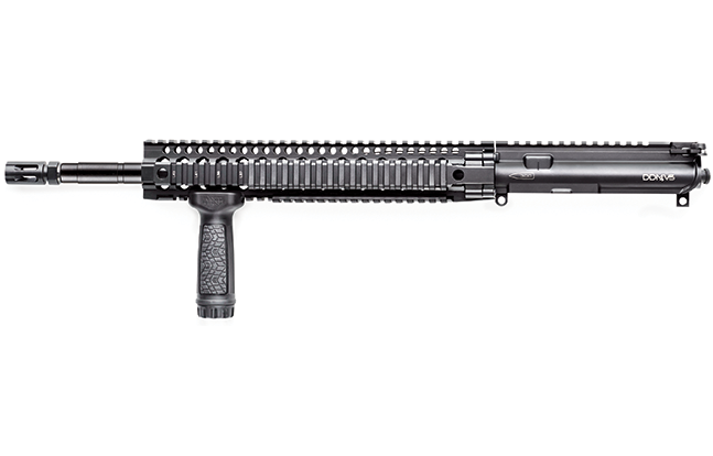BG uppers 2015 Daniel Defense
