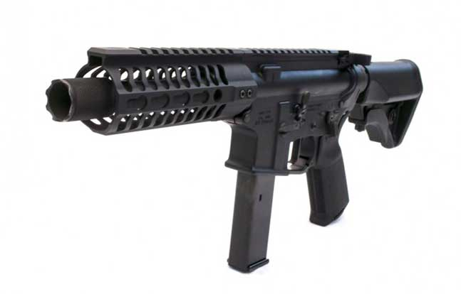 Black Creek Precision 9mm SBR 2014 IACP diag