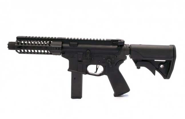 Black Creek Precision 9mm SBR 2014 IACP left