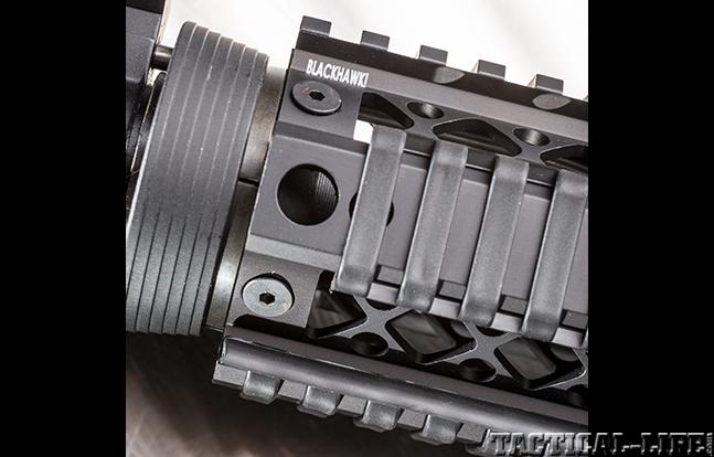 BlackHawk upgrades GBA 2015 rail