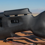 Christensen Arms Tactical Force Multiplier sneak stock