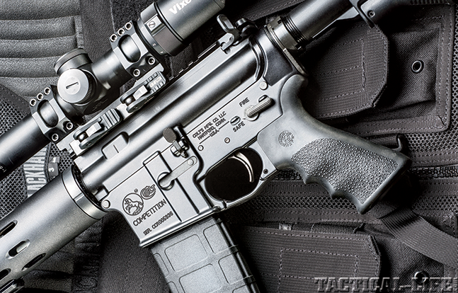 Colt CRB-16RR GWLE Nov controls